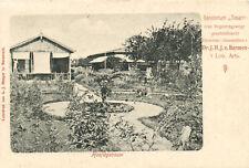PC HOOFDGEBOUW, SANATORIUM TOSARI, INDONESIA (b5112)