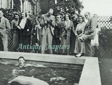 Ivor Novello Houseparty Society Guests Redroofs Littlewick 1931 Article B656