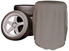 Custodia per 4 pneumatici auto porta gomme cover telo di protezione 99 cm