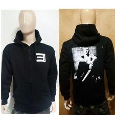 Detroits Best Eminem  ZIP UP Hoodie  Slim Shady Rap God Detroit vs Everybody