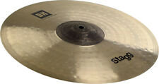 "Stagg 18"" DH EXO Medium Thin Crash Cymbals"