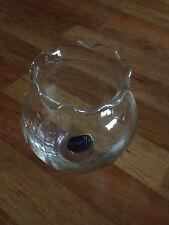 Runde Vase Bohemia Crystal wie neu