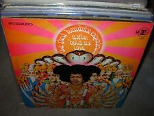 JIMI HENDRIX axis bold as love ( rock ) stereo tricolor