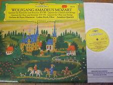2530 720 Mozart Clarinet Quintet etc. / de Peyer / Koch / Amadeus Quartet