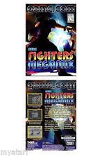 Fighters MegaMix (Game.Com, 1998) NEW SEALED!  GAME.COM/Tiger