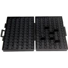 AideTek BOX-ALL Empty diode storage box 144 units w/lid anti-statics IC chips