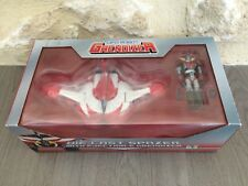 Goldorak Soucoupe Metal Die Cast Spazer With Ejectable Grendizer Go Nagai
