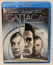 Gattaca (Blu-ray Disc, 1997, Region 1/A Ntsc)