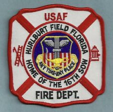 PHILIPPINES CLARK AIR FORCE BASE FIRE RESCUE PATCH