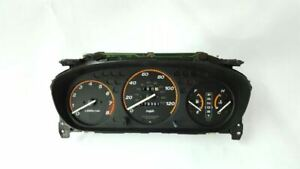 Speedometer Cluster Cracked Lens 97 98 99 00 01 Honda P/n: 78100-A000 R309136