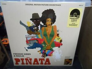 Freddie Gibbs & Madlib – Pinata Original Soundtrack LP RSD 2020 BRAND NEW