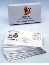 Copa Mundial de Fútbol España Año 1982 Lotes 52 Sobres en Caja oficial