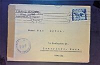 Austria 1946 Censor Cover to USA - Z1268