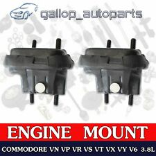 VN VP VR VS VT VX VY V6 Engine Mount for Holden Commodore 3.8L Front L& R Heavy'