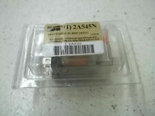 DAYTON 2A545N RELAY, DPDT, 25AMP, 24VDC *ORIGINAL PACKAGE*