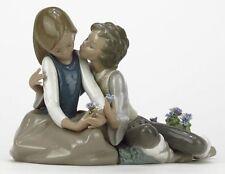 Precocious courtship Lladro