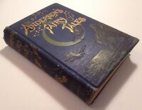 Andersen's Fairy Tales And Stories - Illustrated, Rare Antique Hardback Book