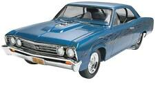 Revell 1967 Chevelle Pro Street, 1/25, New (2012) Factory Sealed  Box