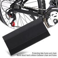 DUUTI 2pcs Kettenschutz Rahmenschutz Fahrrad Ketten Strebenschutz Neopren