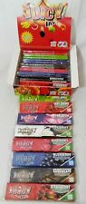 2  KING SIZE Smoking Rizla Paper Fruity Rolling Skins Juicy Jay's  Special Offer
