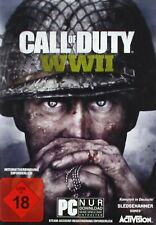 PC Computer Spiel ***** Call of Duty: WWII WW2 World War 2 ***********NEU*NEW*18