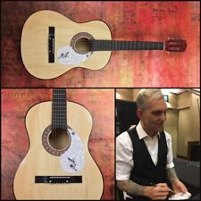 GFA Everclear Lead Singer * ART ALEXAKIS * Signed Acoustic Guitar PROOF A5 COA
