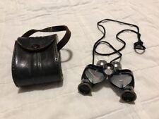 AOCo 126794 Prismatic Miniature Binoculars TOWER 6X15 Field 7.5 w Case