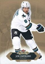 Upper Deck Fleer Showcase - NHL 2016-17 #35 Joe Pavelski - San Jose Sharks