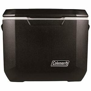 Coleman Rolling Cooler | 50 Quart Xtreme 5 Day Cooler with Wheels | Wheeled Hard