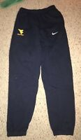 NWT Nike West Virginia Mountaineers Volleyball Team Issued Sweatpants *S*