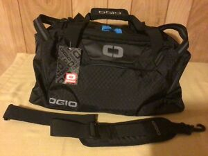 OGIO Catalyst Duffel bag, black. Great for the gym or a weekend trip.