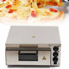 Mini Pizza Bread Toaster Equipment Cakes Pastries Grill Oven Temperature Control
