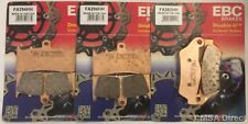 BMW R1150R Rockster (2003 to 2006) EBC Sintered FRONT and REAR Disc Brake Pads