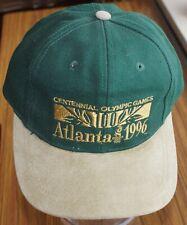 More details for vintage 1996  atlanta olympic games  baseball cap
