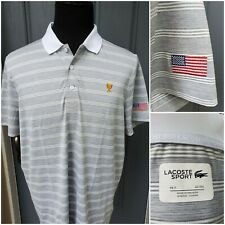 Lacoste Sport Presidents Cup Golf Polo Size XXL