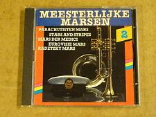 CD / MEESTERLIJKE MARSEN - 2