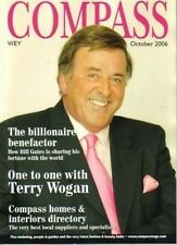 Terry Wogan on Magazine Cover