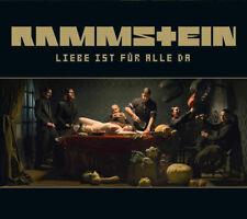 """Rammstein : Liebe Ist Fur Alle Da Vinyl 12"""" Remastered Album 2 discs (2017)"""