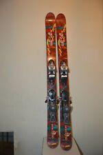 Ski Quechua Wedze 125 CM + Binding Wedze 609+ Cover Wedze