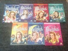 Bewitched - Series 1,2,3,4,5,6,7 Season 1/7 - DVD Boxsets - Region 2 - In Colour