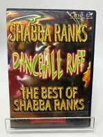 Dance Hall Ruff - Best of Shabba Ranks (DVD, 2003)