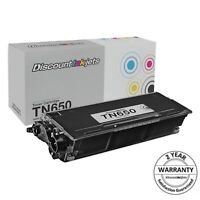 TN650 For Brother TN-650 High Yield Toner Cartridge MFC-8480DN 8890DW HL-5370DW