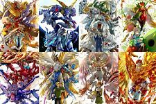 "Digimon Adventure Tri Poster Anime Art Silk Poster Wall Prints 12x18"" DGMON25"