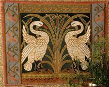 Glorafilia Tapestry/Needlepoint Kit - Swans Wall-hanging
