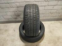 Sommerreifen 2X Reifen Gebraucht Reifen Gebraucht 255/40R20 101W