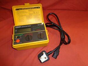 Robin KMP5406dl Digital RCD Tester + Lead