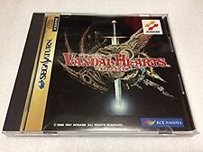 Sega Saturn Vandal Hearts Japan SS