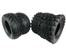 HONDA TRX 400EX AMBUSH SPORT ATV TIRES ( SET 4 ) 21X7-10 , 20X10-9