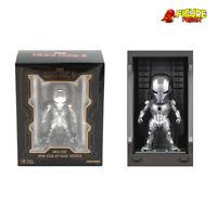 Beast Kingdom Mini Egg Attack MEA-015 Iron Man 3 Hall of Armor LIGHT UP Mark II