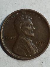 1918 S Lincoln Wheat Cent. --Pics